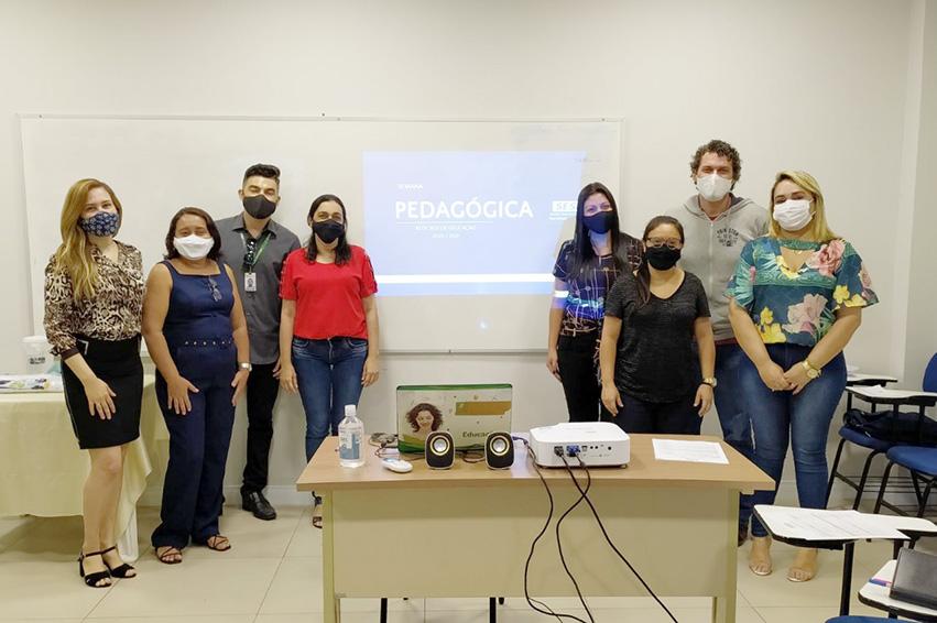 Escola SESI SENAI de Juazeiro do Norte retoma atividades com aulas 100% remotas